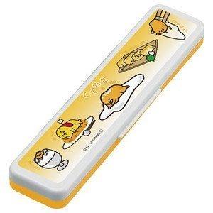 《東京家族》蛋黃哥  [什麼都不想做] 餐具二件組 內含湯匙&筷子