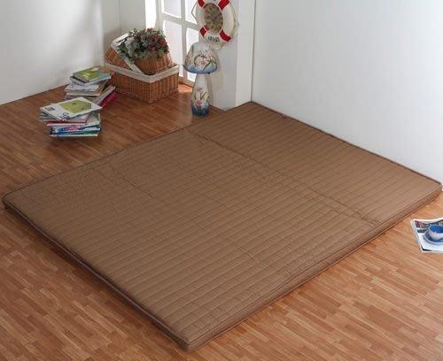 莫菲思 巧克力冬夏兩用折疊雙人床墊