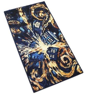 【Sunny Buy】◎現貨◎ Doctor Who TARDIS Rugs 造型地毯