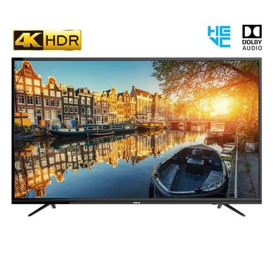 HERAN 禾聯 43吋 4K連網 液晶螢幕(含視訊盒) *HS-43JAHDR*【歡迎來電議價】