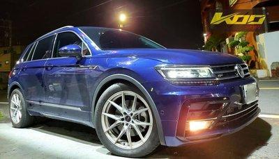 福斯 Volkswagen  TIGUAN     KOO高性能可調式避震器