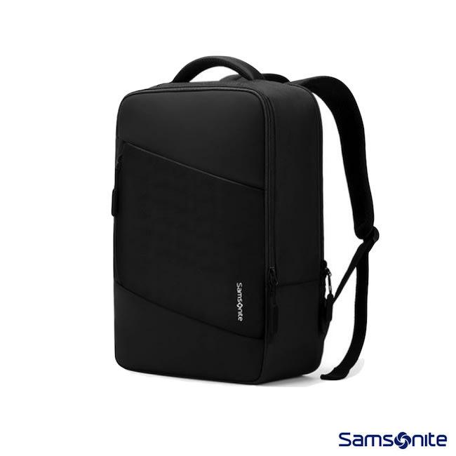 Samsonite ITECH-ICT BT6 防潑水 15.6 吋 筆電後背包 喵之隅