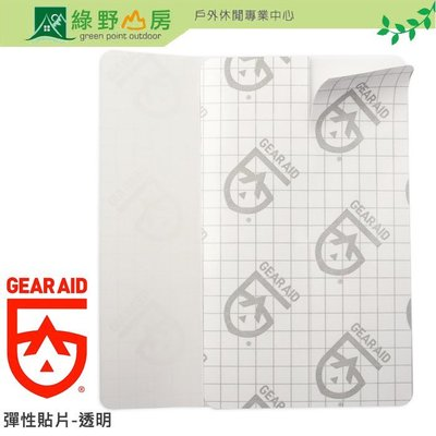 綠野山房》Gear Aid 美國 Tenacious Tape Flex Patches 彈性貼片 10800
