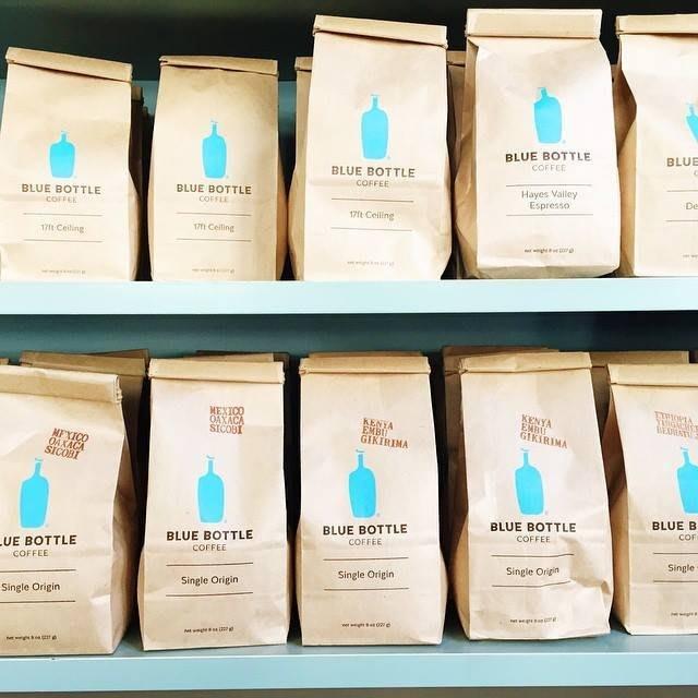 Blue Bottle Coffee / 藍瓶 / 咖啡豆 / 200G /  oakland ligts /