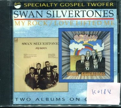 *真音樂* SWAN SILVERTONES / LOVE LIFTED ME 美版 全新 K0184 (清倉.下標賣3)