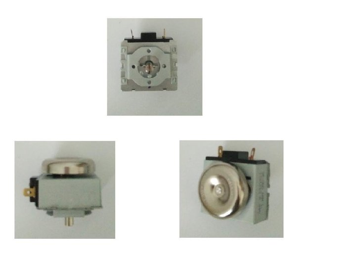 全新 60分鐘電烤箱專用定時器 UL安規認證+旋鈕