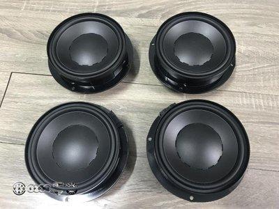 VW 福斯 原廠 6.5吋 喇叭 DYNAUDIO 丹拿 中低音 GOLF5 6 7 TOURAN TIGUAN