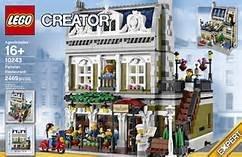 樂高 LEGO 10243 樂高 Parisian Restaurant 巴黎餐廳 (全新未拆封...)