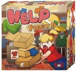 (海山桌遊城) 正版桌遊 搶救派琪 Help Peggy 國產遊戲 繁體中文版