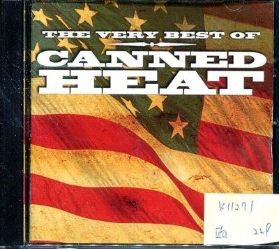 *真音樂* THE VERY BEST OF CANNED HEAT 歐版 二手 K11271(下標賣1)