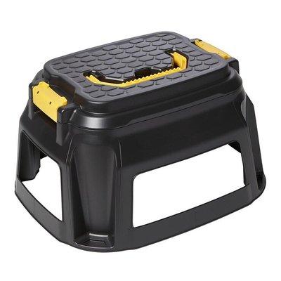 【小如的店】COSTCO好市多代購~STRATA 多功能工作椅-附工具盒(1入) 129348