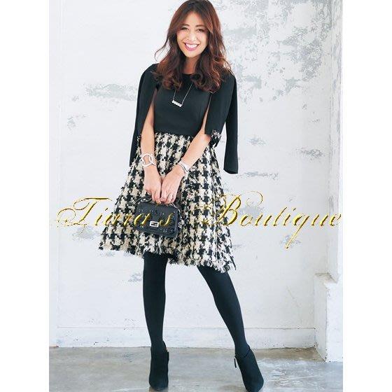 Chesty 日本貴婦-公主系品牌 重磅精工香奈兒毛呢洋裝 金蔥 喜歡M'S GRACY可參考 (430)