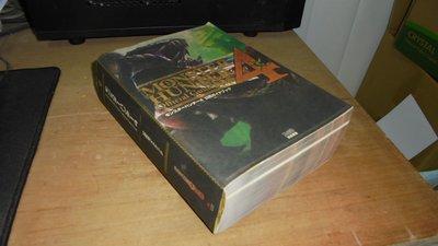 古集32 ~ MONSTER HUNTER 4 魔物獵人4 公式GUIDE BOOK(日文) 書況佳 2014年初版