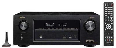 光華.瘋代購 [空運] 美規 DENON AVR-X2400H 保固一年 7.2聲道 AV網路影音擴大機 ATMOS