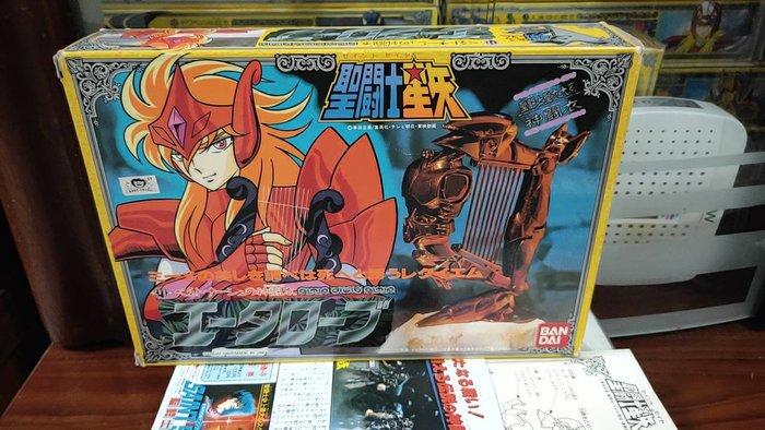 聖鬥士星矢-日版聖衣大系 北歐神鬥衣 豎琴 使用過的美品
