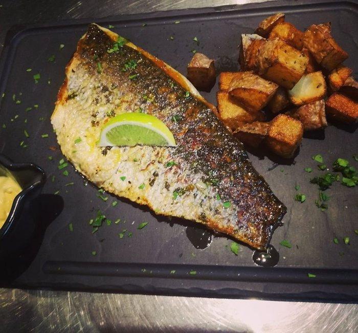 鱸魚片250~300g (半斤)
