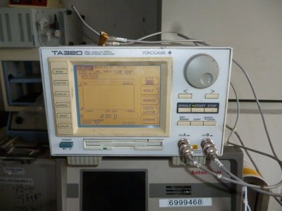 Yokogawa TA320 時序分析儀 時間測量儀 TIME INTERVAL ANALYZER