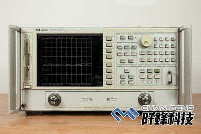 【阡鋒科技 專業二手儀器】HP 8720D Network Analyzer 50MHz-20GHz 網路分析儀