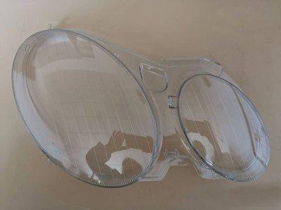 05 06 07 08款W211大燈罩E級W211前組合燈面罩適用于奔馳W211前燈汽車燈罩燈罩
