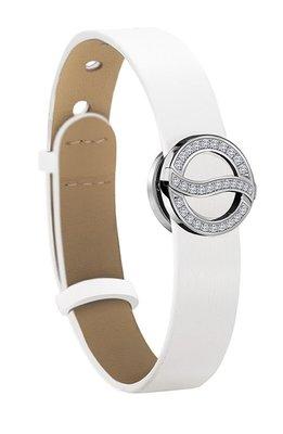 【線上體育】Philip Stein翡麗詩丹能量手環-【環鑽白】