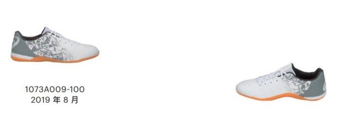 【n0900台灣健立最便宜】2019 ASICS 桌球系列 1073A009-100