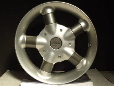 [台中上翔輪胎]BENZ (正)MOMO 15吋鋁圈 5孔 98