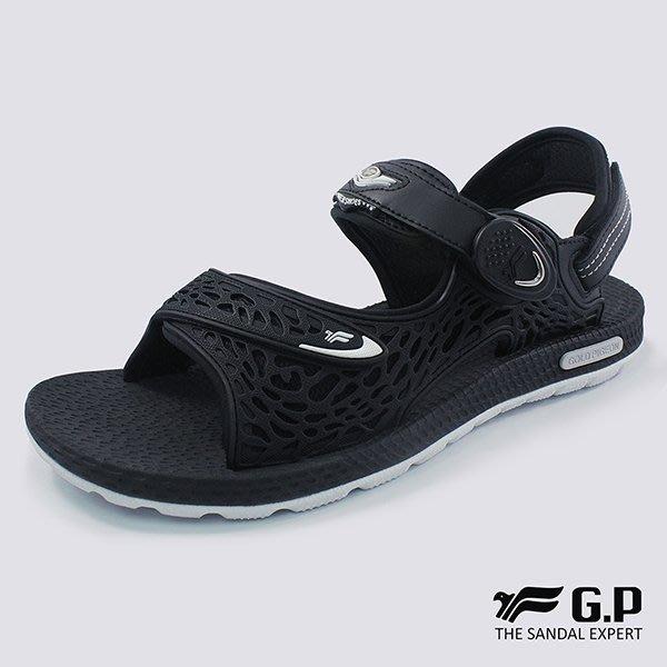 森林寶貝屋~特價~超取免運~GP~阿亮代言~透氣舒適休閒涼鞋~涼拖兩穿~磁扣~透氣網格~GP涼鞋~G8660M-10