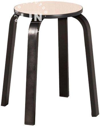 【品特優家具倉儲】384-02餐椅火鍋店用椅角管餐椅