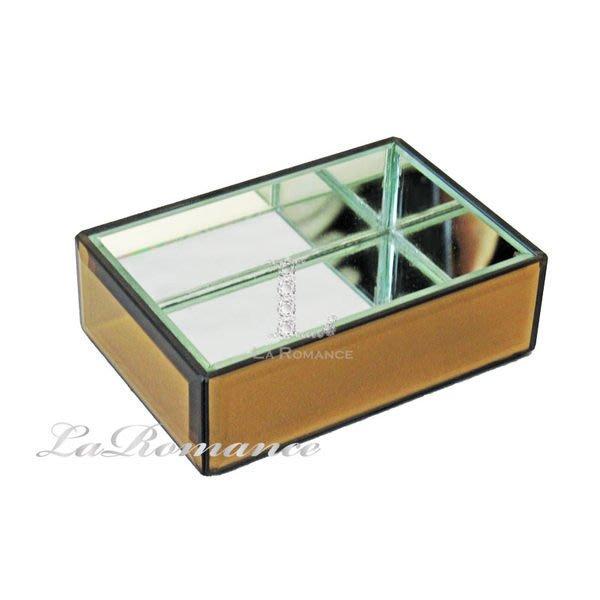 【芮洛蔓 La Romance】Mindy Brownes 茶色威尼斯衛浴系列 - 肥皂盒 / 置物盒