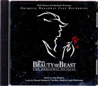 美女與野獸 Beauty and the Beast 音樂劇原聲帶 再生工場1 03