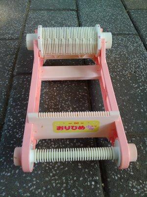 日本製的編梭機-《居家類》- 純以零件機出售(缺件不齊、無保固、不回退)