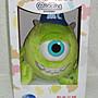 新光三越SKM 迪士尼 Disney/ Pixar 明星玩偶【大眼怪 Mike】怪獸電力公司 怪獸大學