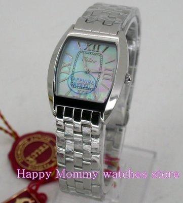 【 幸福媽咪 】TELUX 鐵力士 瑞士ETA機芯,水晶不刮傷鏡面 自動手動上鍊機械女錶 SW-9532L