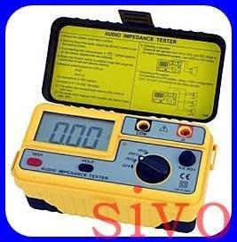 ☆SIVO蘋果商城☆台灣製SEW 1106IM/ST-1106 IM 數位式 音響線路 阻抗量測計