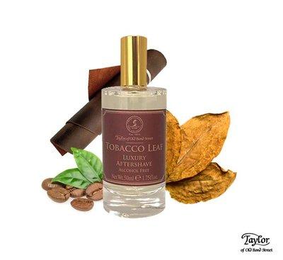 GOODFORIT / 英國Taylor Tobacco Leaf Aftershave Lotion烘焙菸葉鬍後水
