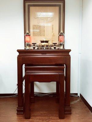 2尺9神桌  小尺寸神桌