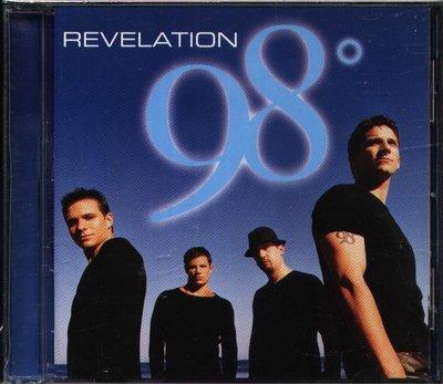 K - 98 degree - REVELATION - 日版 CD+2BONUS