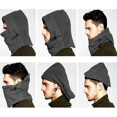 戶外面罩 保暖帽子(1入)-多功能純色防風加厚口罩13色73pp496[獨家進口][巴黎精品]