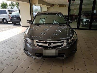 STANDOX 施得樂VOC頂級金油 全車烤漆 申請車險理賠 HONDA 雅歌 K13 顏色:黑鈦銀(NH737M)