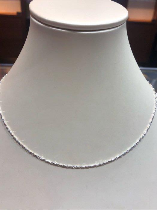 PT900鉑金項鍊,簡單耐看閃亮款式,保值又不褪色,單戴就很美,1.41錢重,超值優惠價7980