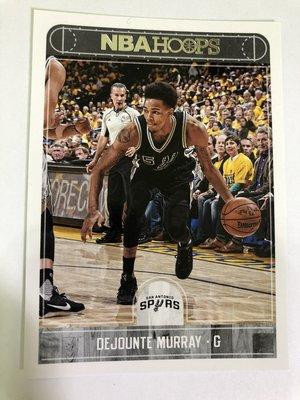 Dejounte Murray #199 2017-18 Hoops Basketball