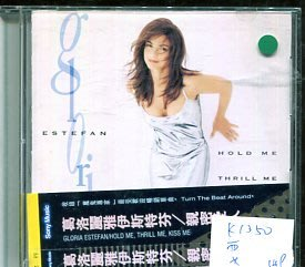 *愛樂二館* GLORIA ESTEFAN / HOLD ME THRILL ME KISS ME 二手 K1350