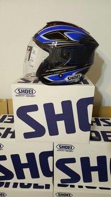 全新現貨Shoei J-force4最新款安全帽 可刷卡 可面交 shoei最新彩繪版