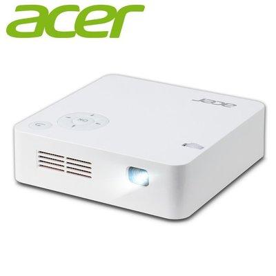 【全新含稅附發票】 ACER C202i 微型投影機 迷你投影機 微投影機  內建電池
