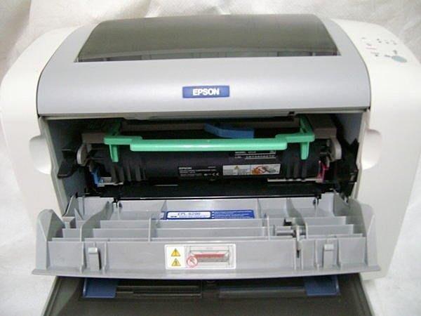 【F-86備用機種】EPSON EPL-6200/EPL-6200L 黑白雷射印表機 所有功能正常
