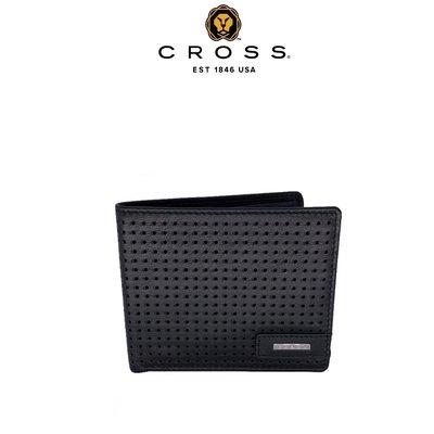 ~ CROSS ~ 高仕 頂級 氣墊紋 NAPPA 小牛皮 8卡 男用皮夾 席德超柔軟系列