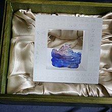 《茁壯啟業 》琉璃 三十六佛手 全球限量:36件 尺寸:13.5 x 8 x 13.5cm /只  (結緣價)