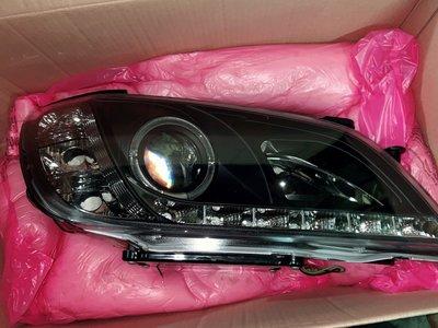 零碼特價 IS200 大燈 頭燈 01-05  LEXUS IS200 IS300大燈  R8 黑框 魚眼 HID版