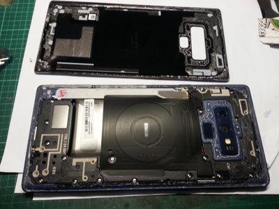 《原裝電池更換》三星 NOTE9 (N960F) 電池膨脹  斷電 自動關機 耗電