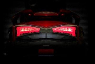 KOSO 四代勁戰 3D後燈組 尾燈總成 新勁戰四代 四代戰 尾燈